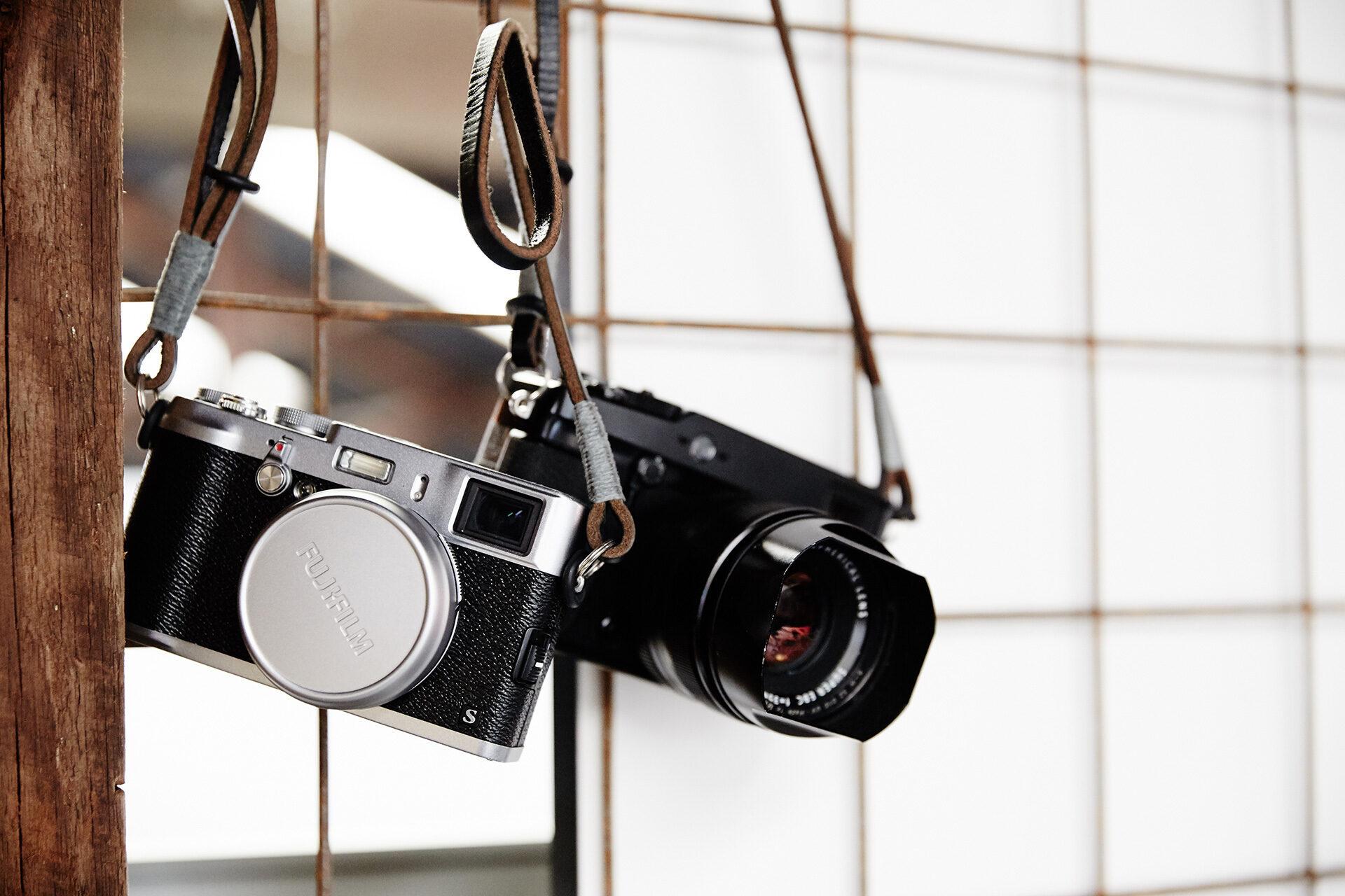 Headjam cameras