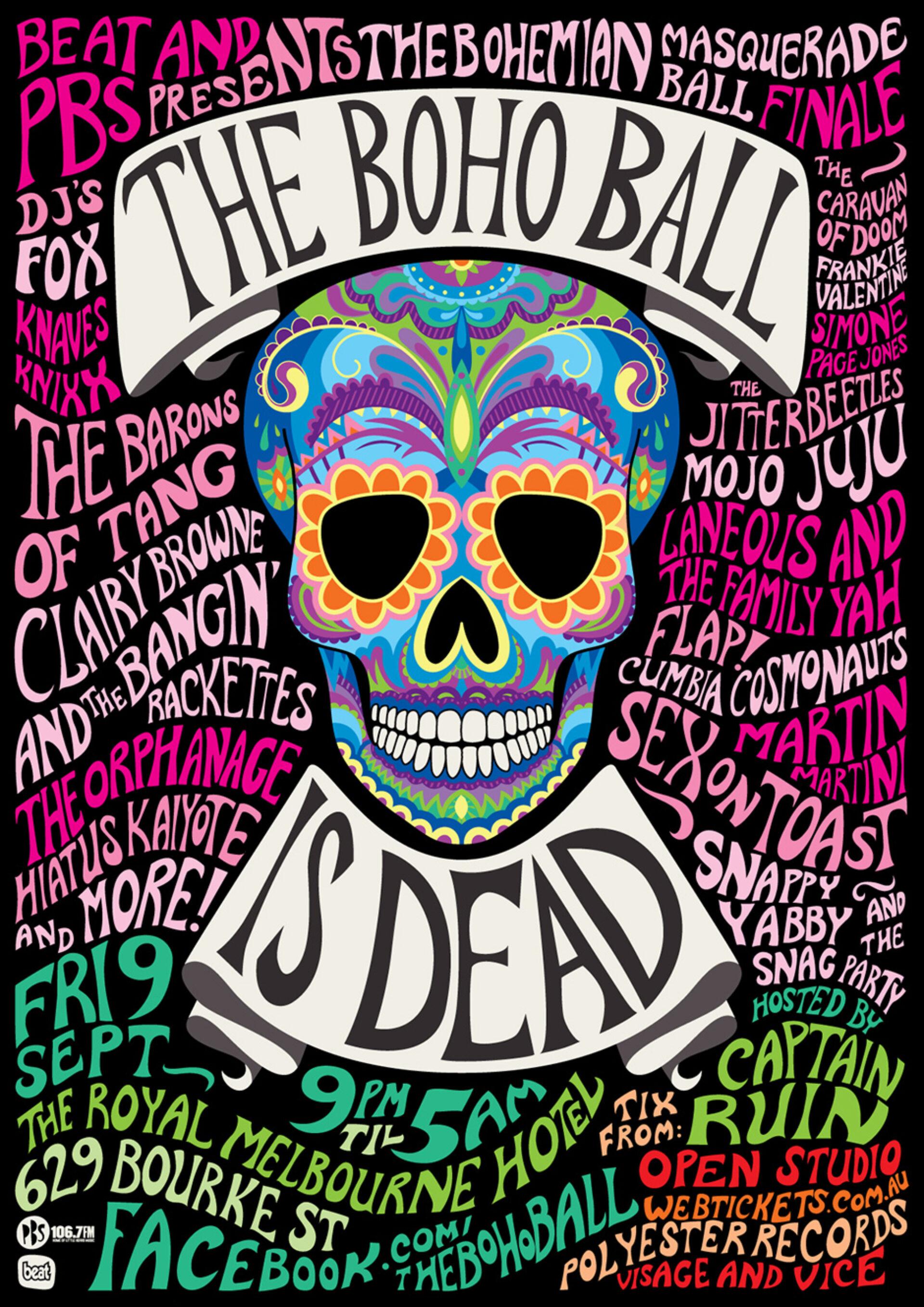 Headjam Boho Ball020