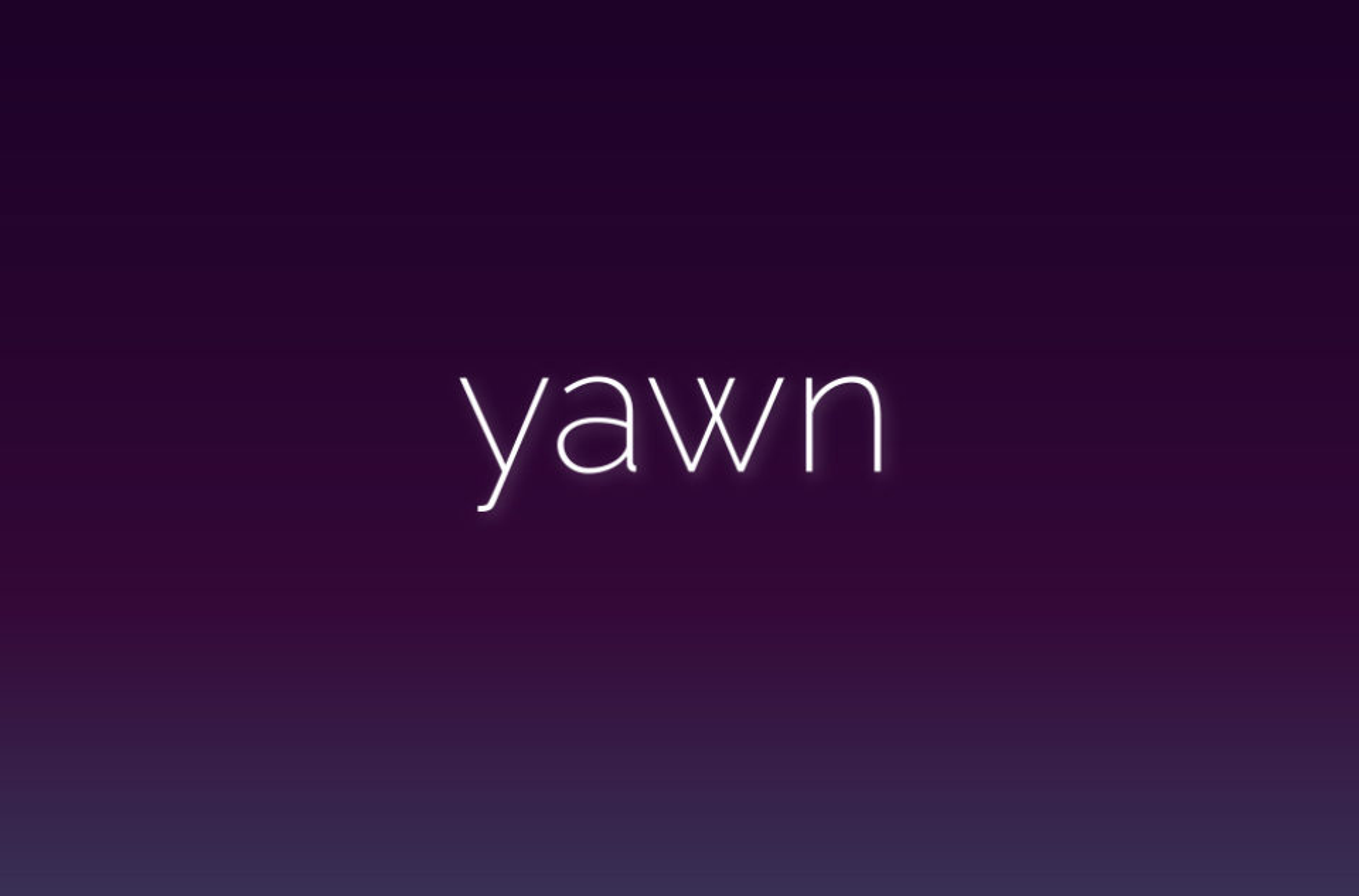 Headjam yawn image 01