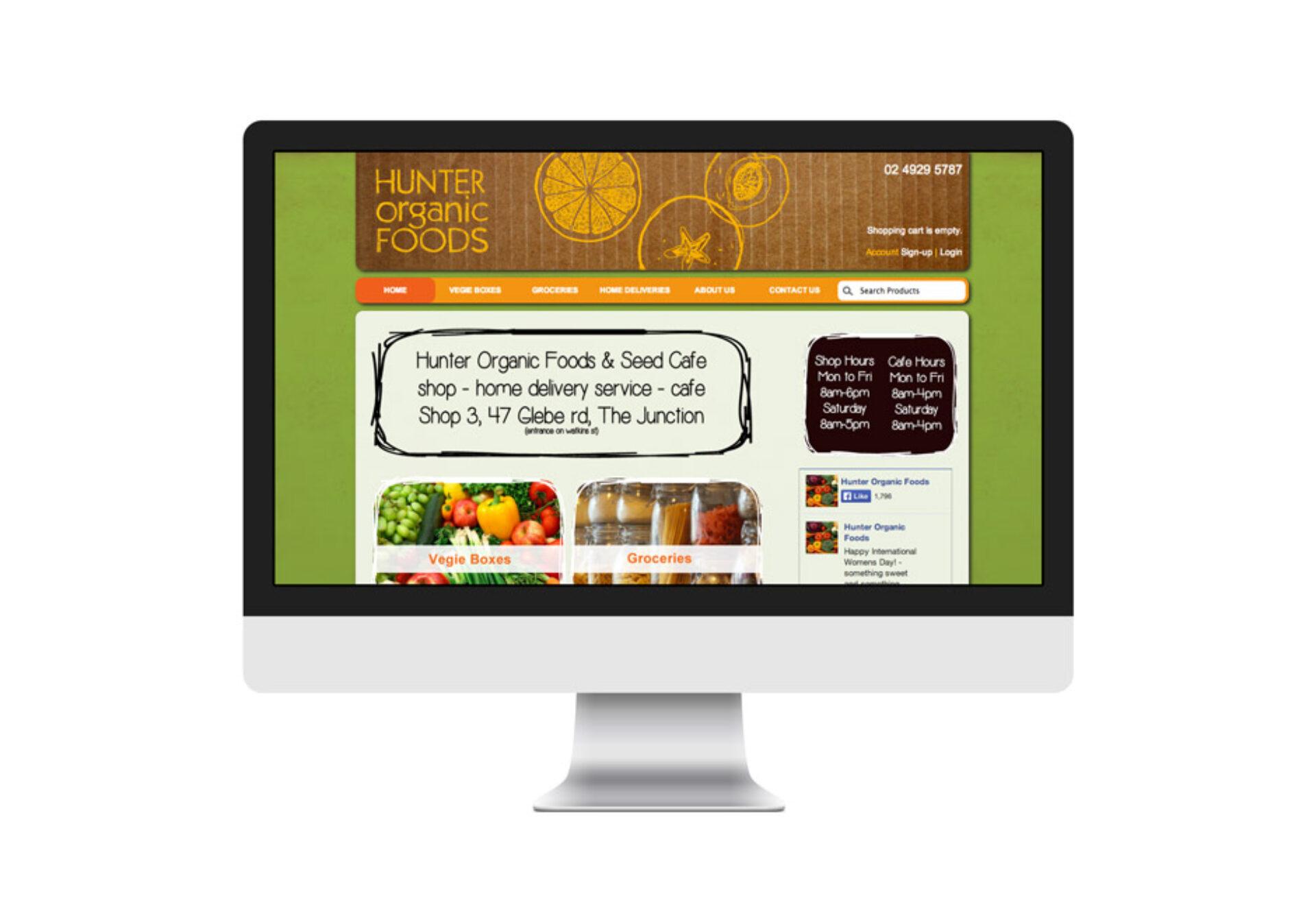 Hunter organic foods 02