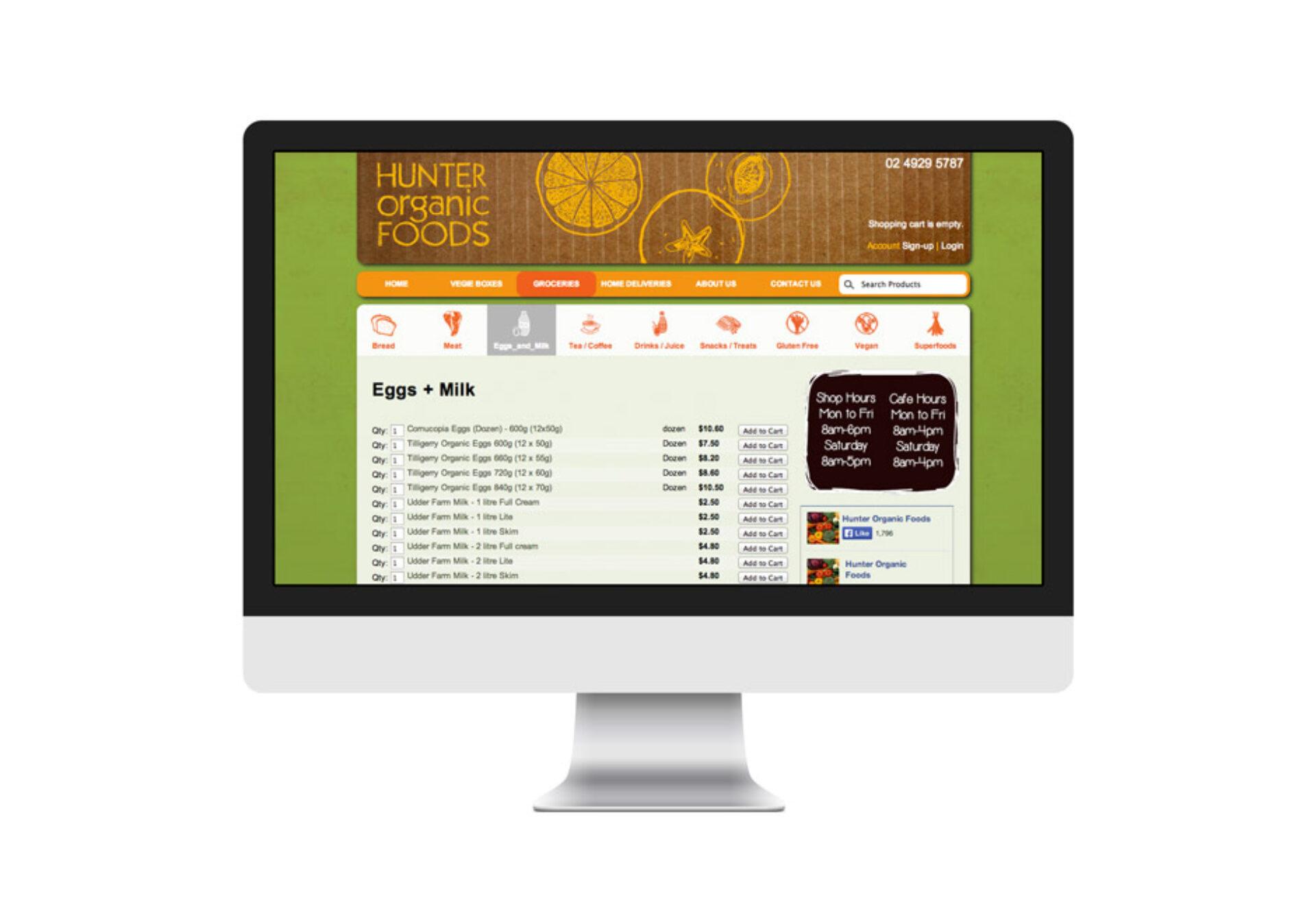 Hunter organic foods 03