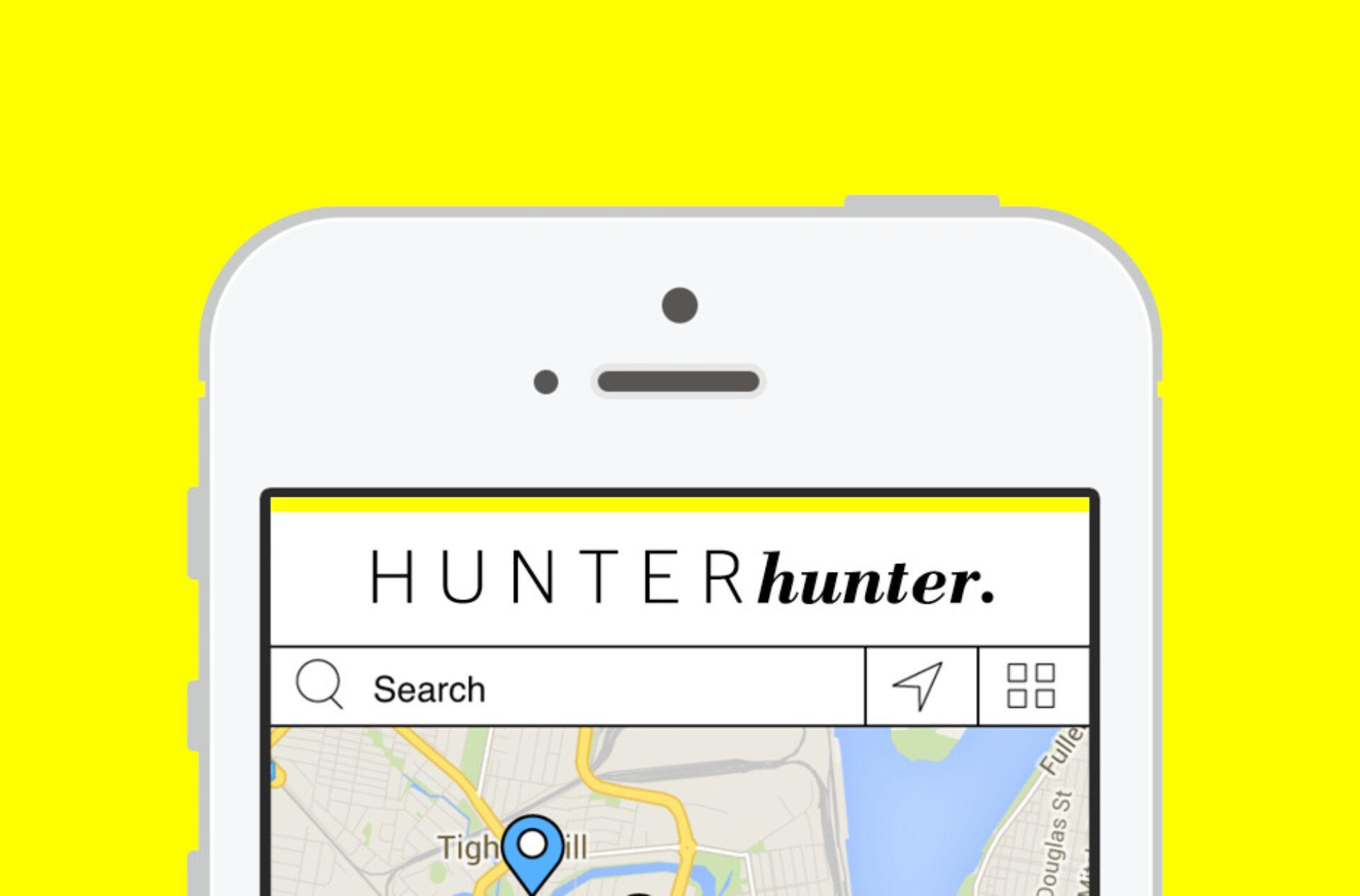 Headjam hunterhunter app 001