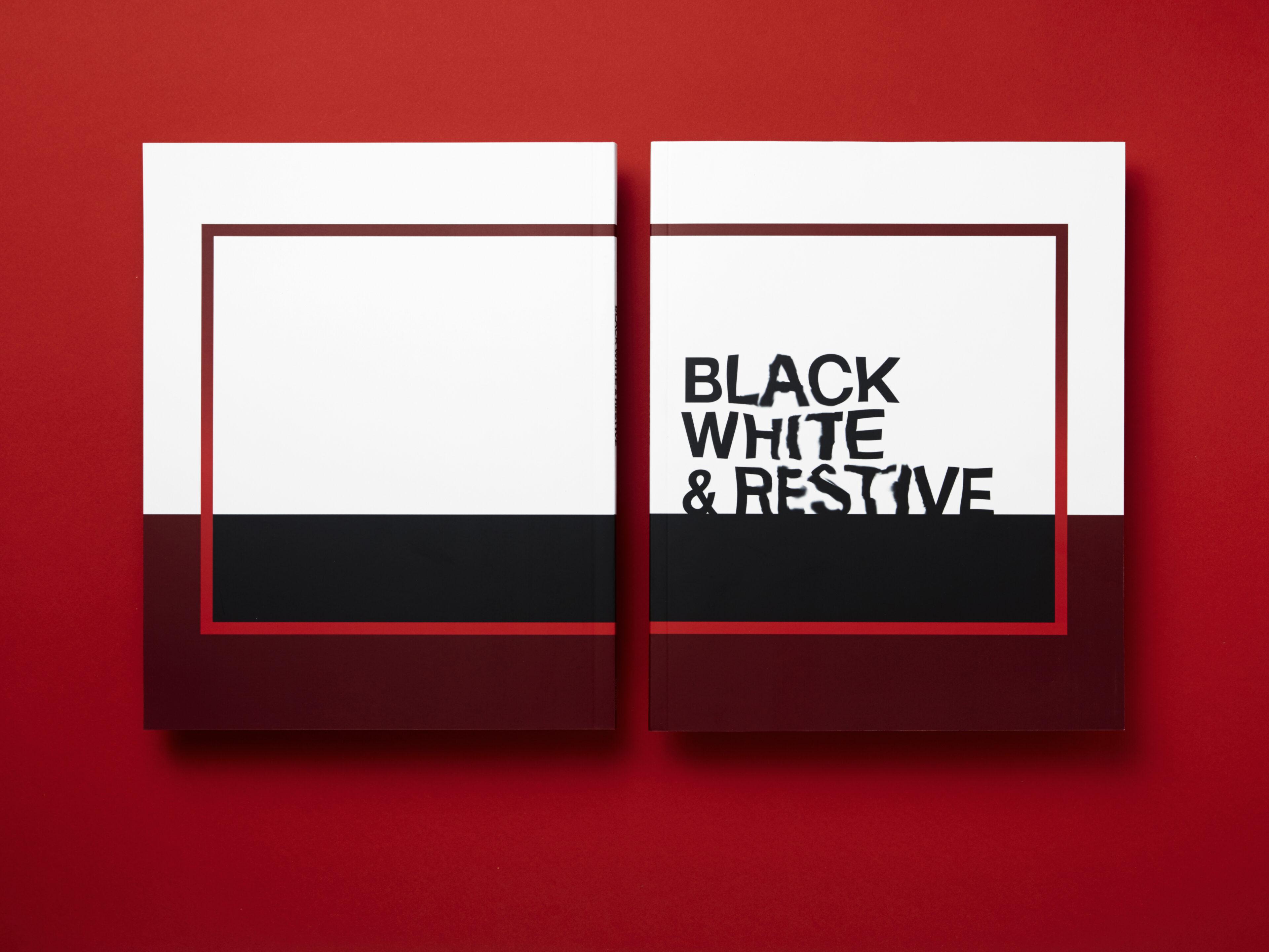 Headjam black white restive 7