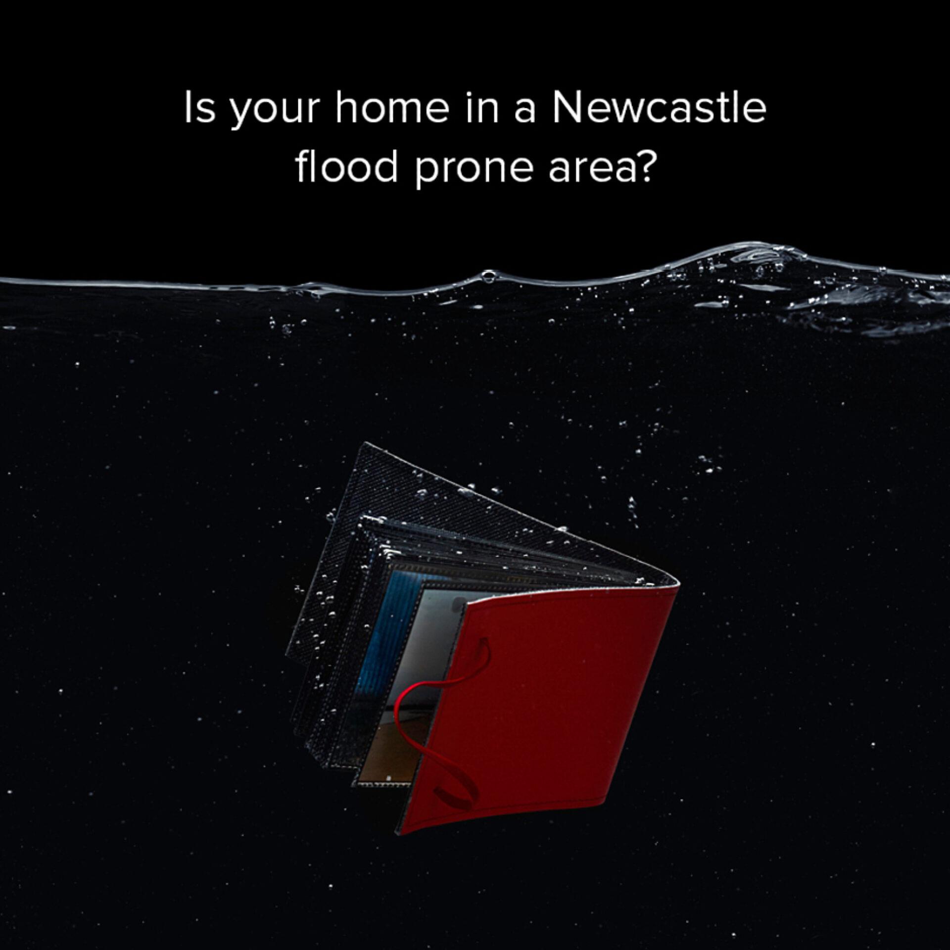 Newcastle flood image 01