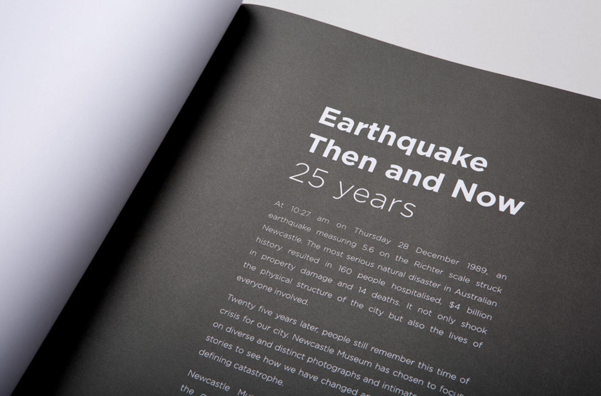 Headjam newcastle museum earthquake 010