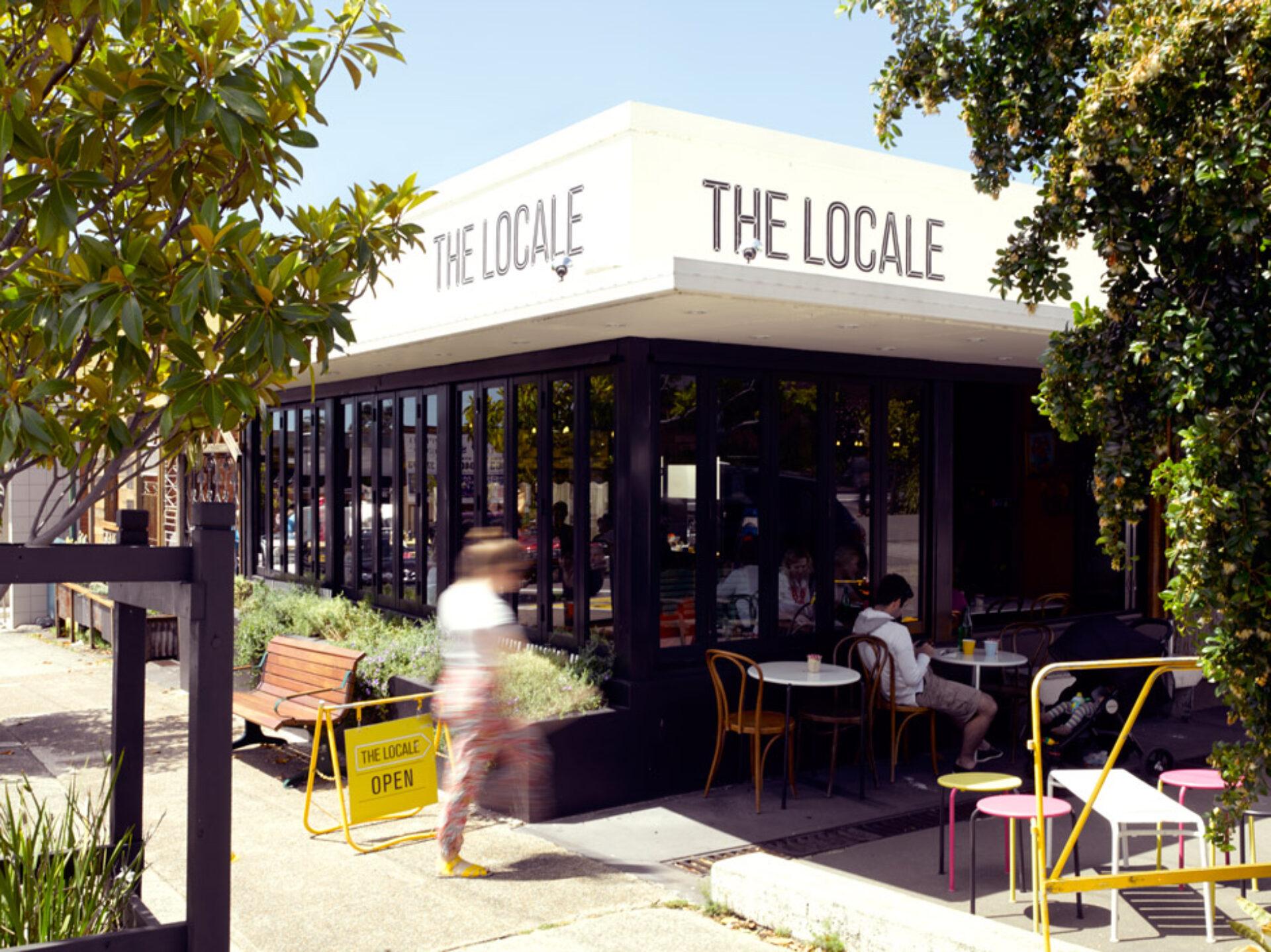 The locale 12