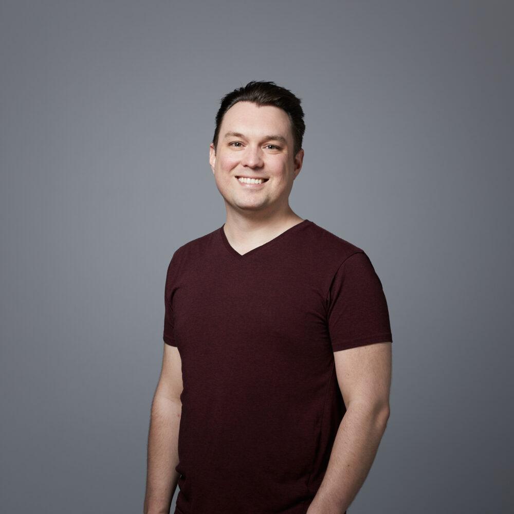 Ben Norman (Senior Digital Developer)
